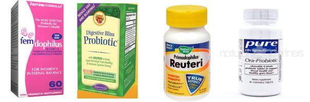 Lactobacillius reuteri brands